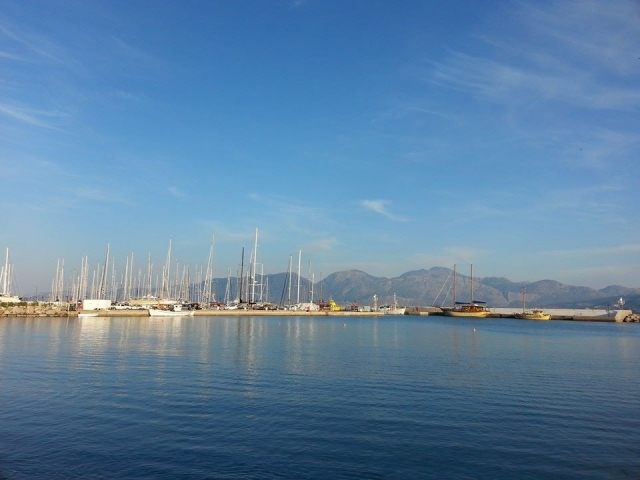 Marina - Agios Nicolaos