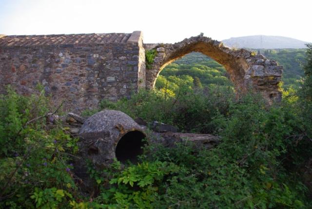 Fraro Medeival monastery