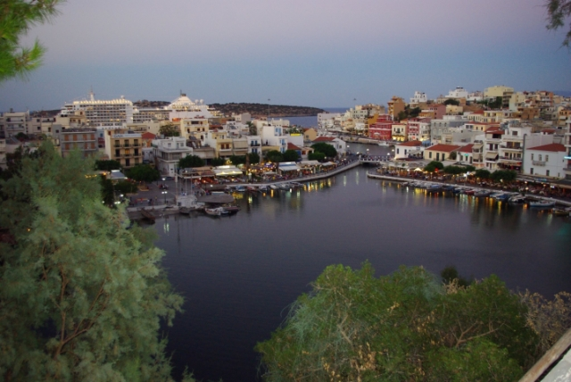 Aghios Nickolaos Port
