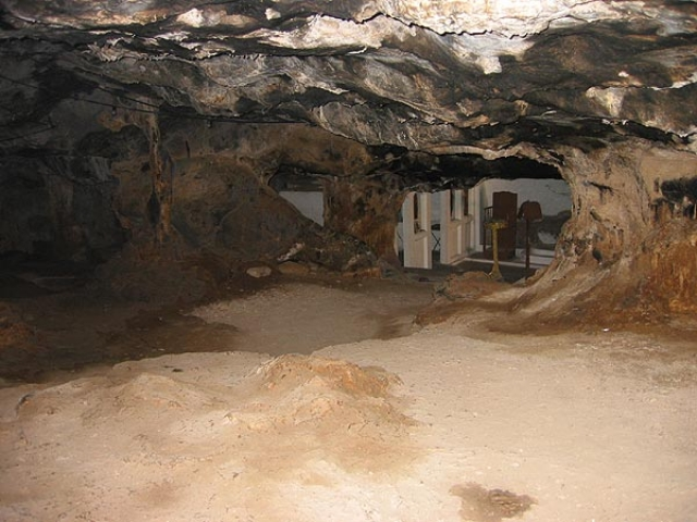 Milatos Cave