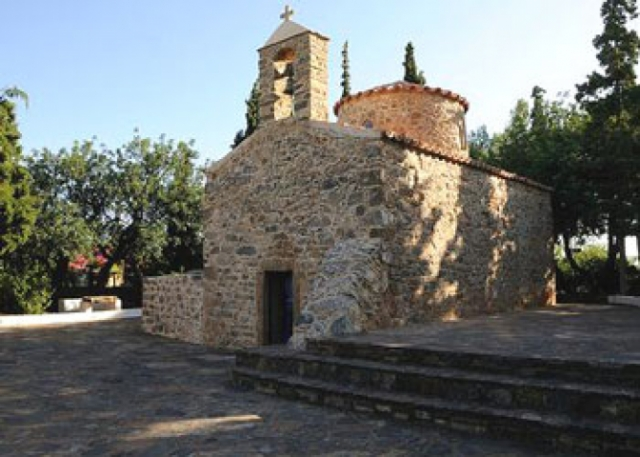 Aghios Nikolaos Byzantine church
