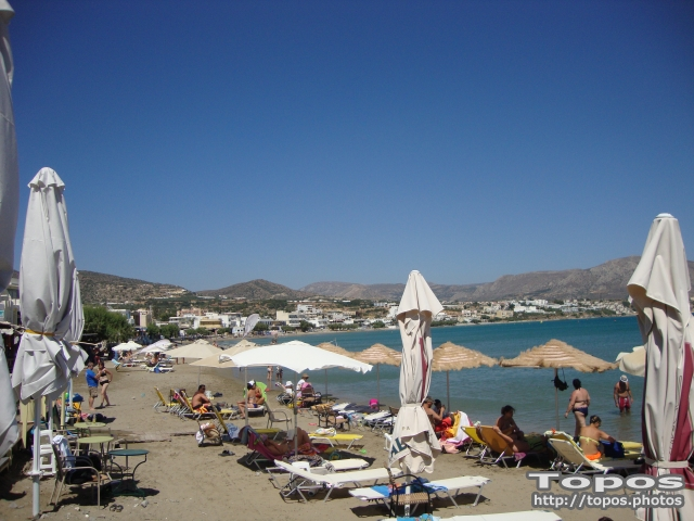 Beach - makrygialos