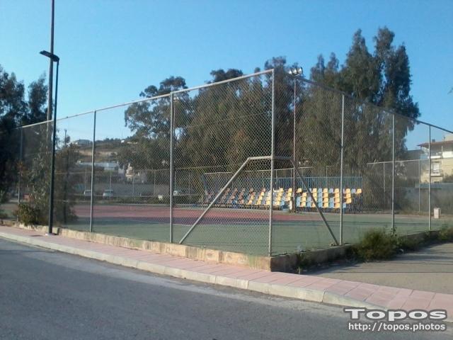 Γήπεδο Tennis EOT