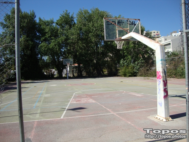 EOT Basketball court