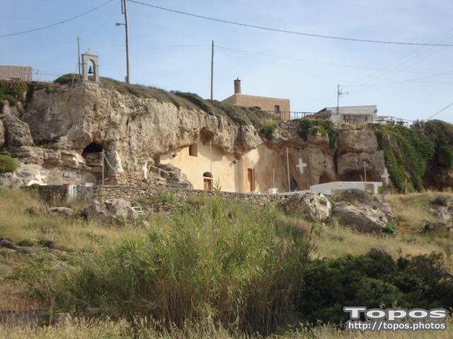 Άγιος Αντώνιος Σφουγγαράς