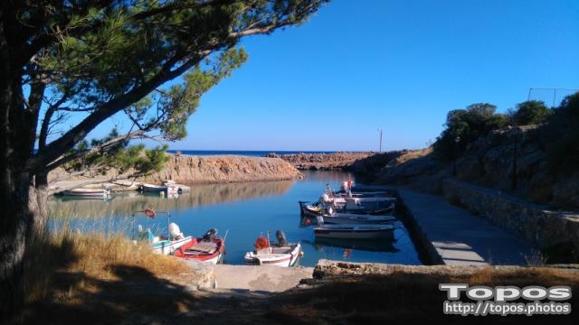 Koutsouras port