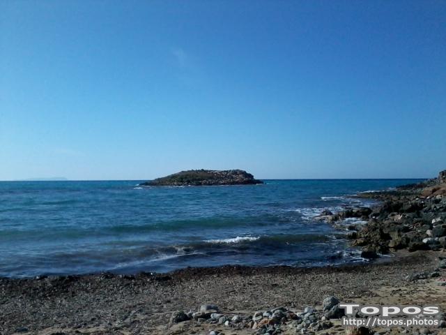 Νησάκι Αγίας Βαρβάρας