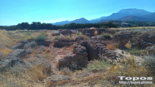 Roman Villa of Makry Gialos