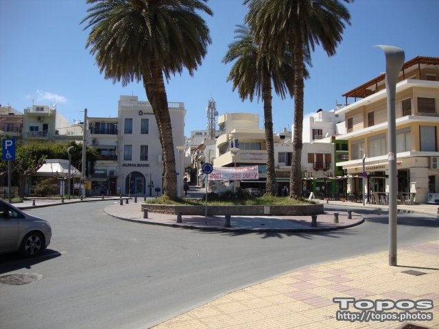 Sitia Main Square