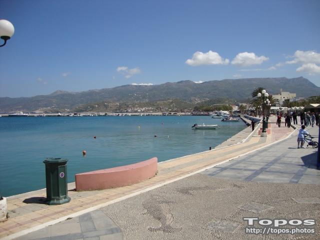Sitia Port