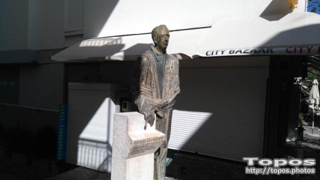 Koundourou Statue