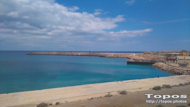 Atherinolakos Port