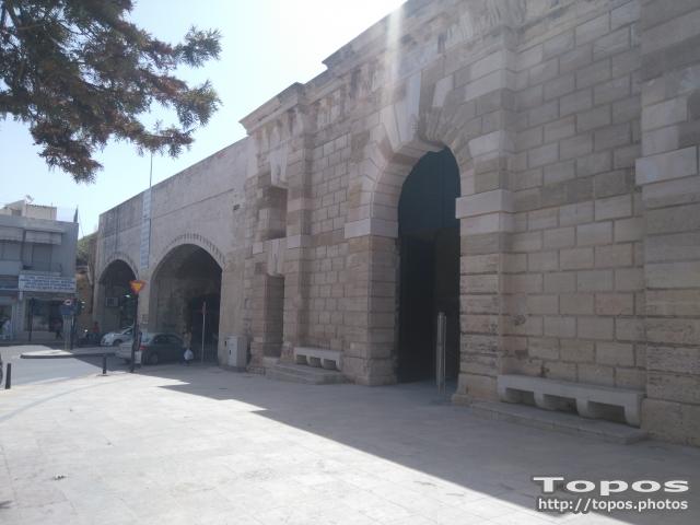 Πύλη Ιησού (Καινούρια Πόρτα)