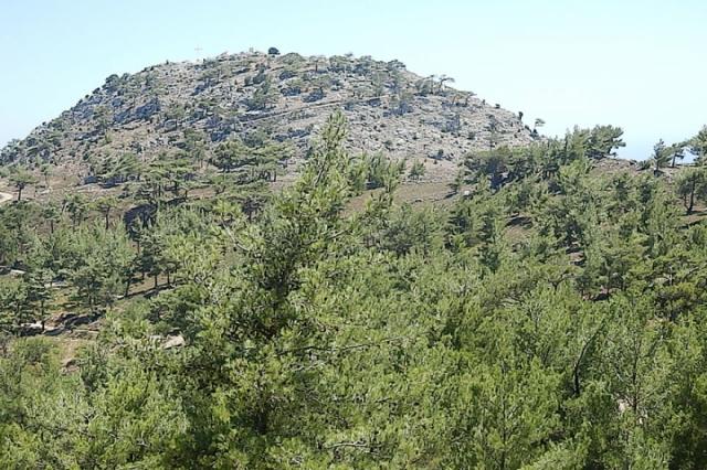 Stavromenos peak sanctuary