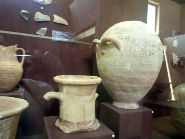 Andros Archaiological Museum