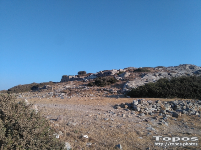 West Acropolis of Itanos