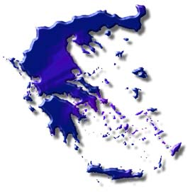 Interactive Map of Greece